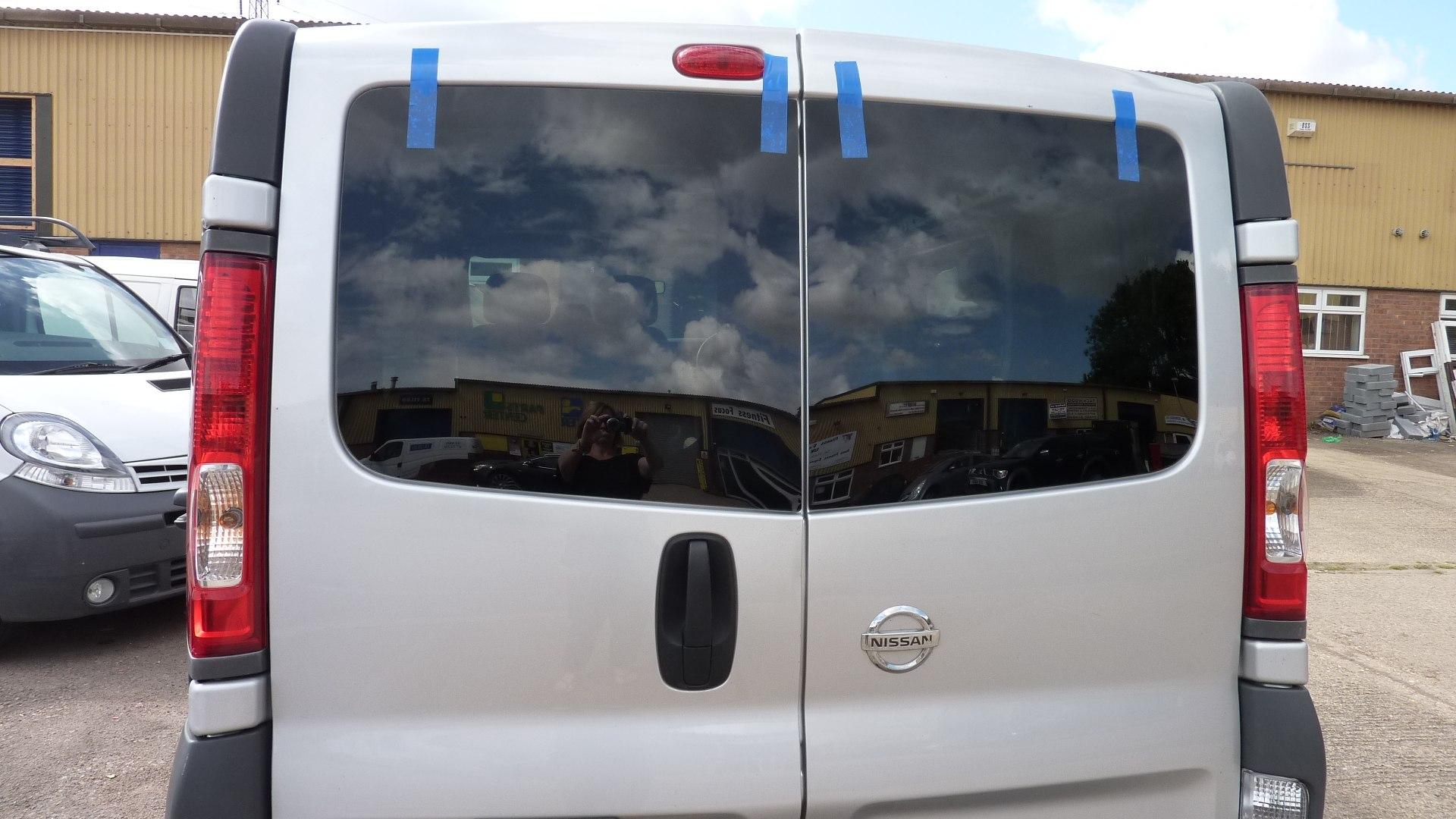 Nissan Primestar Unique Vans