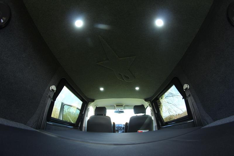Unique Vans Unique Campers Custom Van Interiors